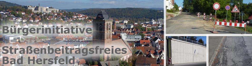 Bürgerinitiative Straßenbeitragsfreies Bad Hersefeld